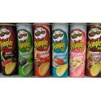Pringles Potato Chips All Flavours thumbnail image