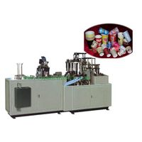 LBZ-LAB FULLY AUTOMATIC HIGH-SPEED PAPER CUP MACHINE thumbnail image