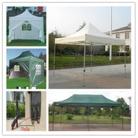 3X3M Alum &  Steel folding heavy duty  gazebo