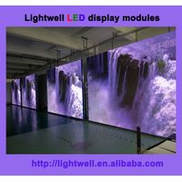 p10 led screen outdoor for display , fixed installation