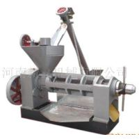 single stage screw press