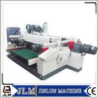 4 feet eucaplytus veneer peeling rotary cutting machine thumbnail image
