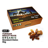 Organic Standard Dates 5 kg