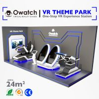 VR Theme Park rides for sale, China factory price thumbnail image