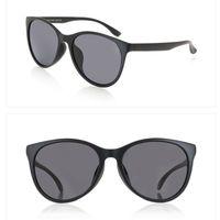 2018 fashion anti-ultraviolet polarized round sunglasses for women and men