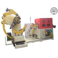servo feeding straightening and uncoiling machine made in China thumbnail image