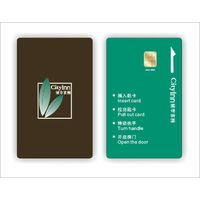 ISO/IEC 7816 Protocol Blank FM4428 Compatible SLE5528 Contact Smart Card