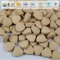 100% Organic vitamin C chewable tablet wound healing thumbnail image