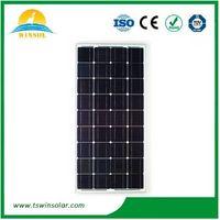 mono 100w solar panel