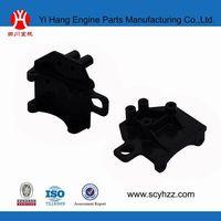 isuzu  parts   ac compressor mounting bracket
