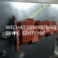 KYB HYDRAULIC GEAR PUMP KFP51100-KFP2233-19A FOR TCM Z85 WHEEL LOADER FORKLIFT