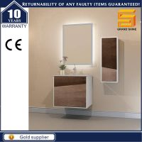 New Modern Soft Close Push Opening Slide Bathroom Vanities