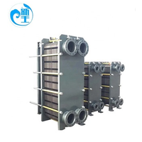 plate heat exchanger for cooling sea water