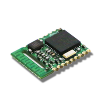 Low-power Bluetooth Module with UART Serial Port Design