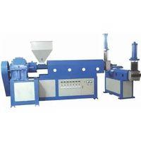 Degradable Plastic Granulator PVC Granulator ABS PP PC Granulator for Hard Miscellaneous Material