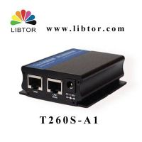 Libtor M2M industrial wireless 3g router with 2100MHz and 1 sim card slot for Monitoring application