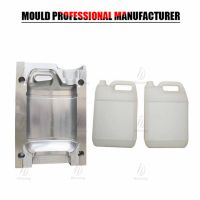 plastic jerry can blowing mould maker