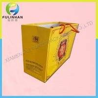 New style paper bag/gift bag/packing bag/shopping bags