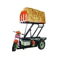 48V electric unloading brick kiln tricycle thumbnail image