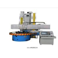 changzhou machinery cnc machine /CK5120 Conventional single column vertical lathe thumbnail image