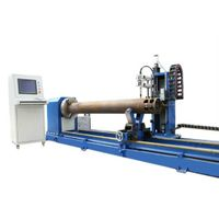 Pipe Profile CNC Plama/oxy-fuel Cutting Machine