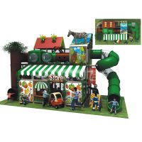 2015 new series store theme park amusement kids naughty castle/soft play thumbnail image
