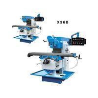 Horizontal Knee type Milling Machine thumbnail image