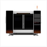 20KW exchange platform safety closed fiber laser cutting machine thumbnail image