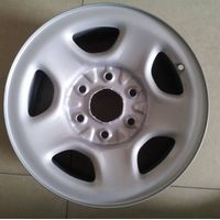 STEEL WHEEL/ FULL-FACE WHEEL/ CAR WHEEL