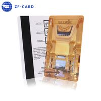 Low frequency 125KHz Ti2048 chip pvc card for hotel door lock thumbnail image