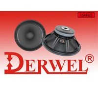 Derwel speaker 15AH25 hot sale in Africa market