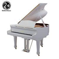 Royal series white grand piano GP-152W