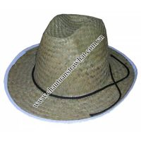 Cowboys straw hat, men straw hat