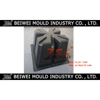 Customized plastic injection modular formwork mould