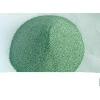 99%, F100 Macro grit silicon carbide green used as High-grade refractory materials