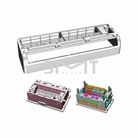 Manufacturer plastic injection mould-air condition mould thumbnail image