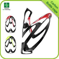 CBC012 Hot Carbon water bottle cage for bicycle glossy/matte