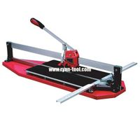 Professional manual tile cutter for industrial use w/single bar, model # 540951