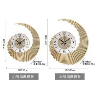 Factory Outlet Home Decoration Clock Wall Mute Wall Clock thumbnail image
