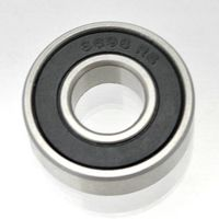 S698-2RS Stainless Steel Ball Bearings 8x19x6mm