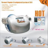cryolipolysis ultrasonic RF liposuction  beauty equipment