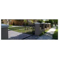 picket aluminum  fence, temporary picket fence