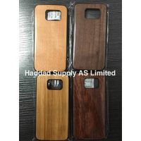 Samsung S6 Wood+PC case S6 phone cover