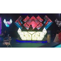 DJ booth led display customized