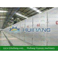 2~50 million sq.m Gypsum board production line