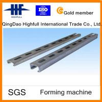 Adjustable Solar Mounting Bracket Roll Forming Machine thumbnail image