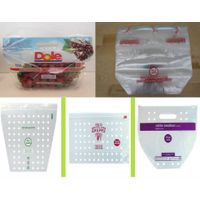 fruit bags, vegetable bags, produce bags, grape bags, cherry bags, food bags, pouch, stand-up pouche