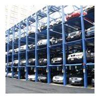 Multi-level Car Storage Valet Stacker Car Parking System