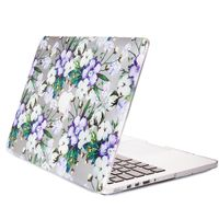 """Apple Macbook Air 11 """"13"""" 15 """"inch Pro Retina new Cae gold safflower rubber hard protective shell thumbnail image"""