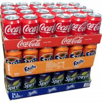 SOFT DRINK ,LIPTON ICE TEA, PEPSI COLA , FANTA, SCHWEPPES CITRUS MIX,DR PEPPER,ORANGINA, SOFT DRINKS thumbnail image